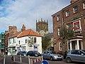 Street Scene, Market Weighton - geograph.org.uk - 590076.jpg