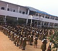 Students of Nalgonda Public School Standing at Morning Assembly.jpg