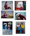 Studies-of-Women-painting-collection-by-Tom-Franz.jpg