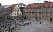 Stuttgart Schillerplatz