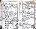 Subačiaus RKB 1827-1830 krikšto metrikų knyga 006.jpg