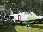 Sukhoi T-6 at Central Air Force Museum Monino pic1.JPG