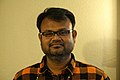 Sumit Surai, Bengali Wikimedians Meetup at Wikimania Cape Town 2018 (01).jpg