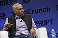 Sunil Paul of Sidecar speaks onstage at TechCrunch Disrupt NY 2013.jpg