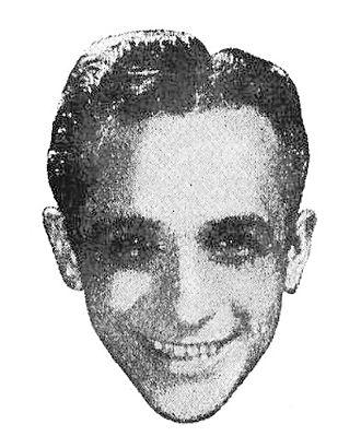 Sunny Skylar - Sunny Skylar in a 1944 advertisement