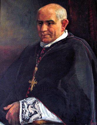 Cuff - Roman Catholic Canon with ornamented cuff