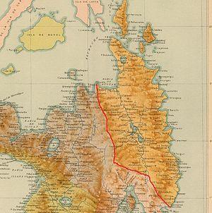 Surigao City - Surigao Province 1898