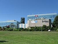 Surrey City Hall in BC, Canada (2009)