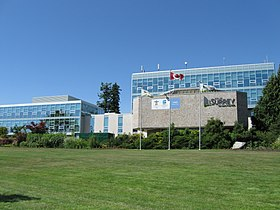Surrey City Hall in BC, Canada (2009).jpg