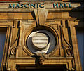 Sutton Masonic Hall door, SUTTON, Surrey, Greater London (3).jpg