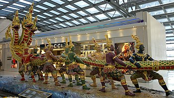 Suvarnabhumi Airport Travel Guide At Wikivoyage