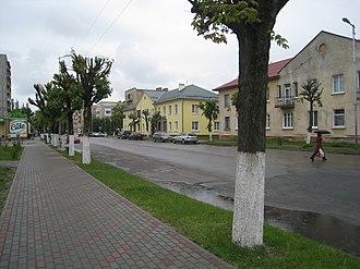 Svetly, Kaliningrad Oblast - Soviet Street