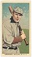 Swander, Oakland Team, baseball card portrait LCCN2008677048.jpg