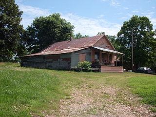 Sycamore, Missouri Community in Missouri, U. S. A.