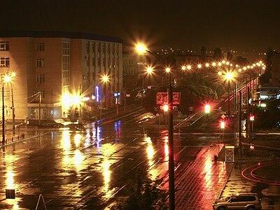 улица Северодонецка.