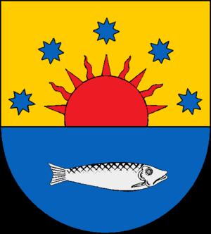 Sylt-Ost - Image: Sylt Ost Wappen