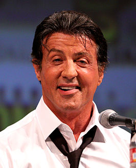 Sylvester Stallone in 2010
