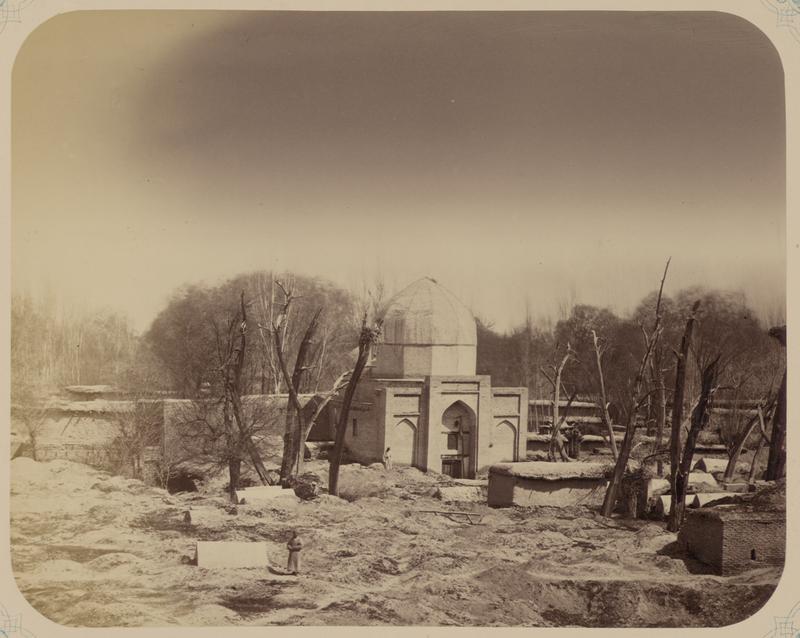 Syr-Darya Oblast. Mausoleum of Saint Sheikhantaur in Tashkent WDL3885.png