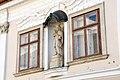 Székesfehérvár, belvárosi Nepomuki Szent János-szobor 2020 01.jpg