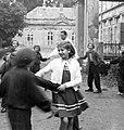 Táncoló gyerekek, 1957. Fortepan 8020.jpg