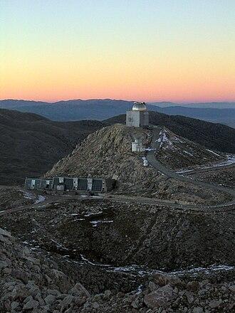 TÜBİTAK National Observatory - TÜBİTAK National Observatory at Bakırtepe, Antalya Province, Turkey