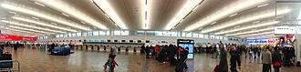 Vienna International Airport - Interior of Terminal 1
