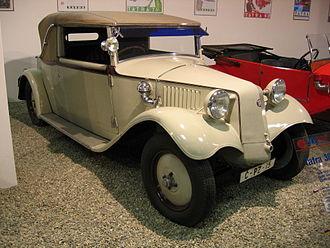 Tatra 30 - Image: T30 white
