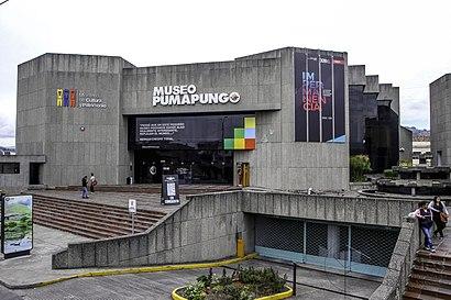 Cómo llegar a Museo Pumapungo en transporte público - Sobre el lugar