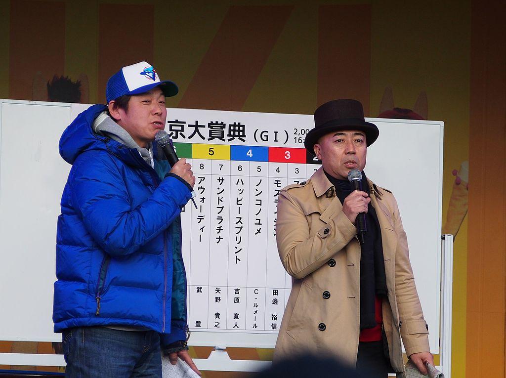 TIM in Tokyo Daishoten Day at Oi racecourse (31187474763)