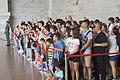 TW 台灣 Taiwan 台北 Taipei 中正區 Zhongzheng 中山南路 Zhongshan South Road 蔣中正紀念堂 Chiang Kai-shek Memorial Hall visitors August 2019 IX2 06.jpg