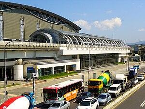 Taipei Nangang Exhibition Center Station - Taipei Nangang Exhibition Center Station