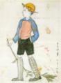 TakehisaYumeji-1923-Spring Boy's Costume.png