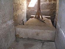 De sarcofaag van Takelot I