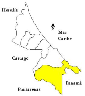 Talamanca (canton) Canton in Limón, Costa Rica