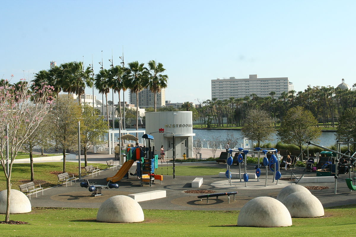 Curtis Hixon Waterfront Park Wikipedia