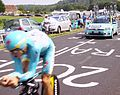 Tanel Kangert, 2014 Tour de France, Stage 20.jpg