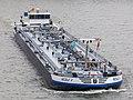 Tankschiff Nicole II - ENI 02330485 - auf dem Rhein bei Köln-6676.jpg