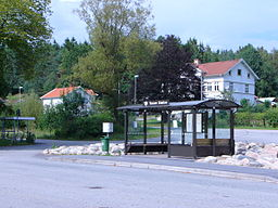 Ventekuren ved Tanums station