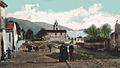 Taormina - Strada san Pancrazio - 1900 ca. - con von Gloeden in primo piano.jpg