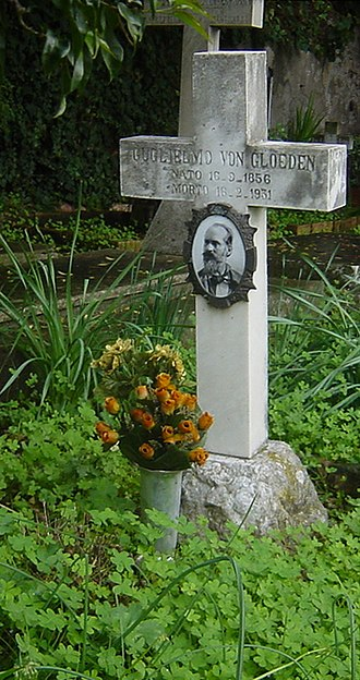 Wilhelm von Gloeden - Burial Place of von Gloeden