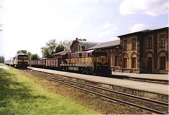 Tapa, Estonia - Tapa railway station