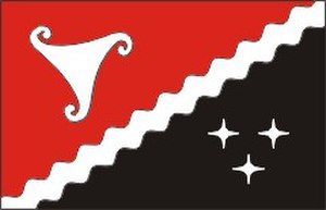 Tapa Parish - Image: Tapa valla lipp