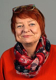 Tarja Cronberg Finnish politician