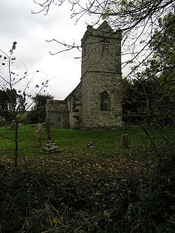 Tarrant Crawford, Dorset, St Mary's Church - geograph.org.uk - 76622.jpg
