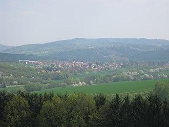 Teistungen - General view