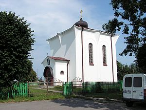 Telšiai - Orthodox church