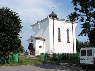 Telšiai - Orthodox church