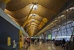 Terminal 4 del aeropuerto de Madrid-Barajas, España, 2013-01-09, DD 16.jpg