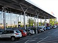 Tesco superstore, Fleetsbridge - geograph.org.uk - 1326848.jpg