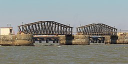 Thane Creek and Elephanta Island 03-2016 - img09 docks at Jawahar Dweep.jpg
